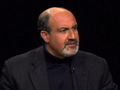 Nassim Taleb: 'The Black Swan' author in praise of the risk-takers